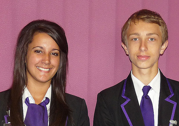 Head Boy & Girl