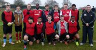View Yr 11 Football Memorial Match for Aidan Nisbett
